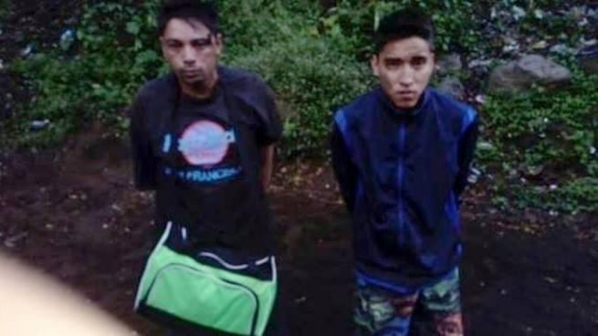 Capturan a dos pandilleros responsables de asesinatos en San Rafael Oriente y Ereguayquín
