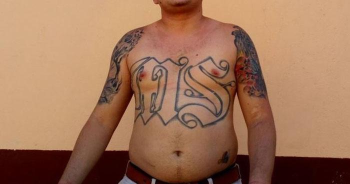 Palabrero de la MS condenado a 432 años de prisión por homicidios