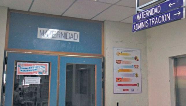 Pandillera embarazada, reo del penal de Izalco, se escapa del Hospital Jorge Mazzini de Sonsonate