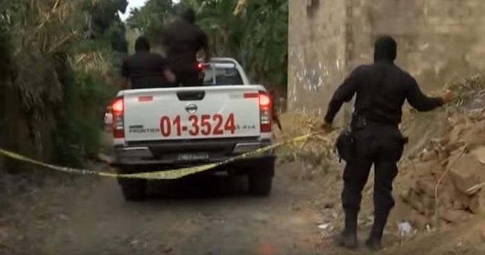 Pandillero fue abatido por policías durante un intercambio de disparos