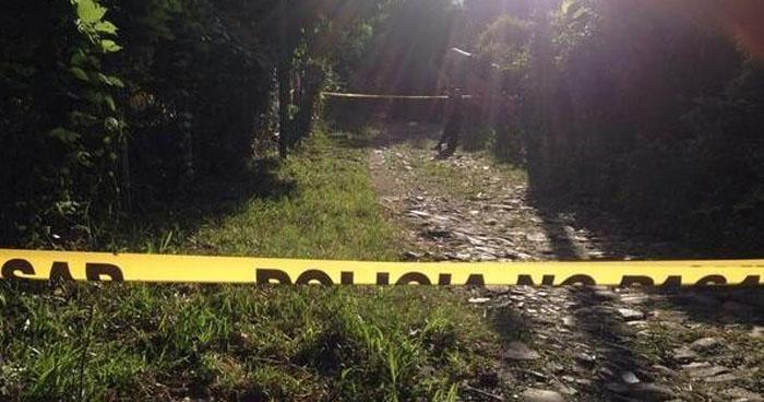 Un pandillero resulto fallecido y dos lesionados tras enfrentamiento con la PNC en Colon, La Libertad