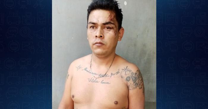 Capturan a pandillero que participó en asesinato de motorista de la PNC