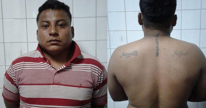 Capturan a un pandillero buscado por un Juzgado en Soyapango