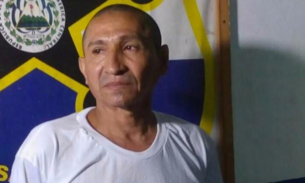 """Capturan a """"Viejo Casper"""" en La Unión quien tenía tres ordenes de captura por diferentes delitos"""