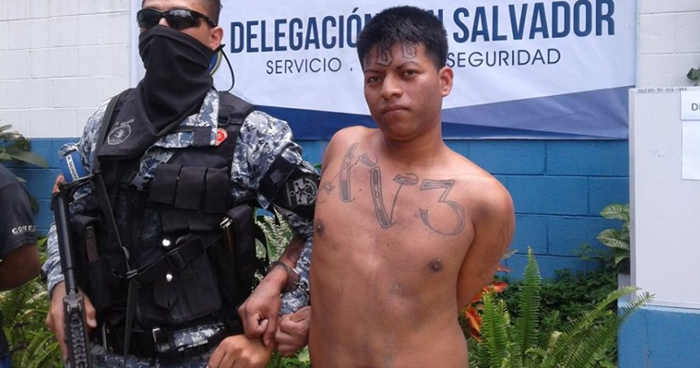 Pandillero que estaba en la lista de los 100 Más Buscados fue condenado a 33 años de prisión
