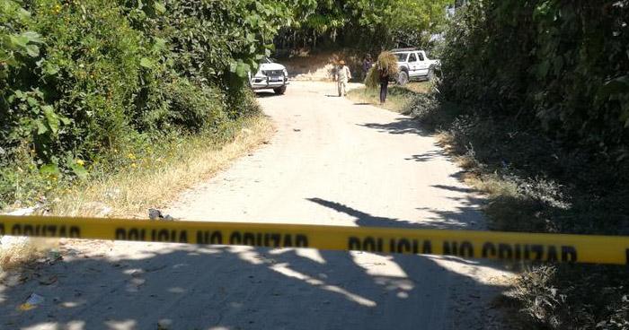 Pandillero muere desnucado al caer a un barranco cuando huía de la Policía