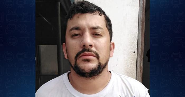 Detienen a pandillero con 5 órdenes de captura por diferentes delitos