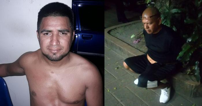 Pandillero con más de 400° de alcohol fue detenido durante un control vehicular en la capital