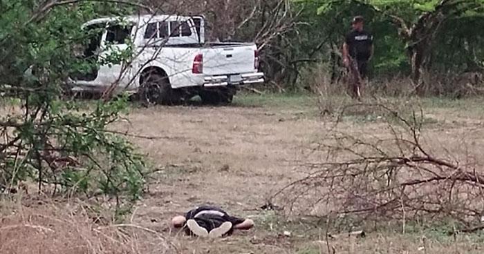 Pandillero muerto y dos capturados tras enfrentamiento en San Miguel