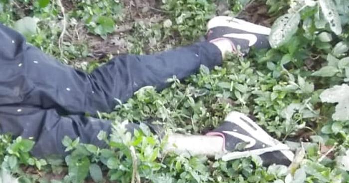 Pandillero muere al enfrentarse con la policía en Santa Ana