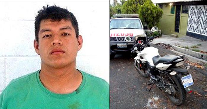 Pandillero habría participado en el asesinato del padre de un agente de la PNC en Soyapango