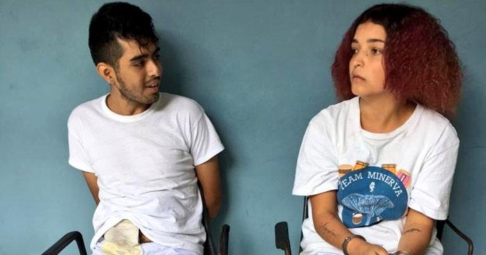 Implicado en doble homicidio de la Zona Rosa: «Tengo 30 demonios en mi cuerpo»