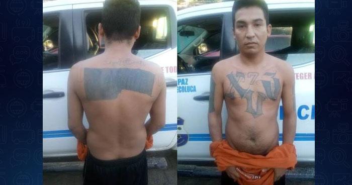 Rescatan a menor de edad y capturan al pandillero que la tenía bajo su poder en La Paz