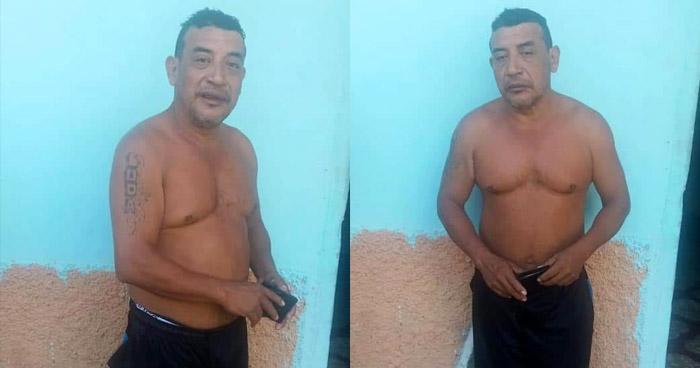 """Capturan a """"El Buda"""", reconocido pandillero de la MS que operaba en San Miguel"""