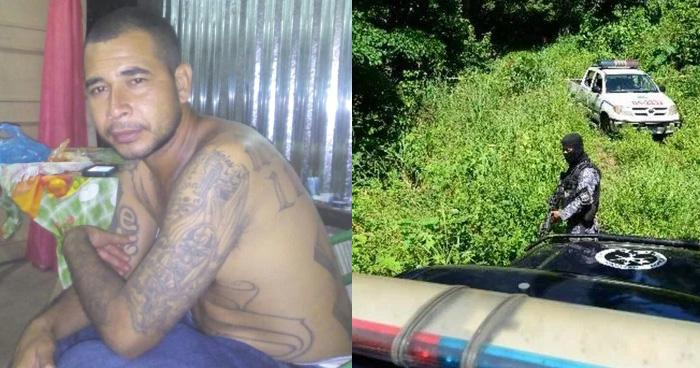 Pandillero muere tras enfrentarse a balazos con la PNC en Talnique, La Libertad