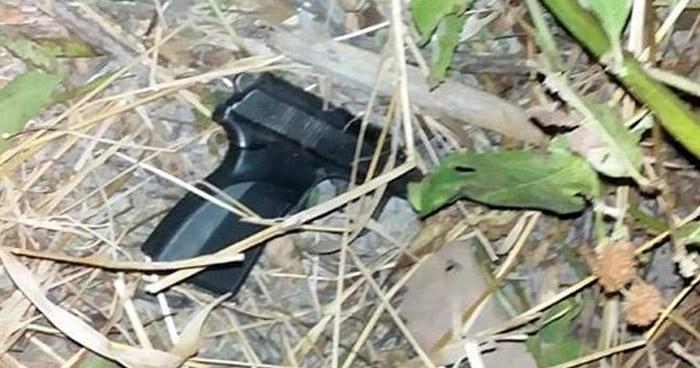Pandillero con chaleco antibalas muere durante un enfrentamiento en Cuscatlán