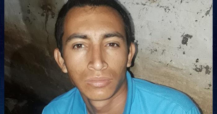 Pandillero buscado por homicidio fue capturado en Santa Tecla