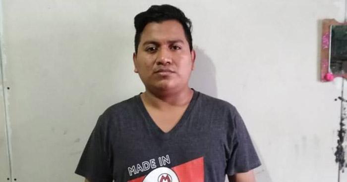 STO captura a pandillero prófugo de la justicia en colonia de Sonsonate
