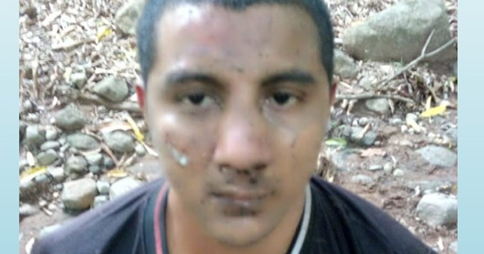 Capturado por organizaciones terroristas e intento de homicidio