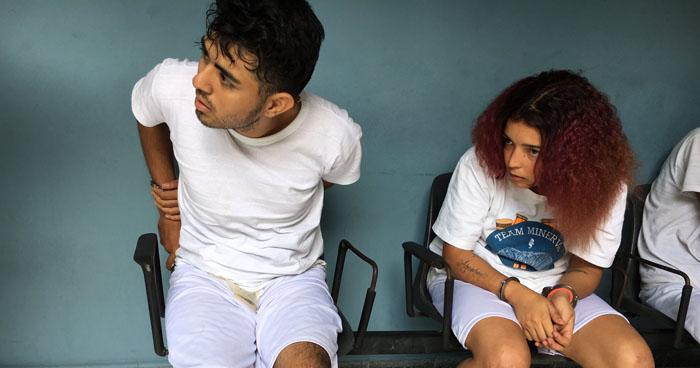 Decretan detención contra pandilleros acusados del doble homicidio en la Zona Rosa