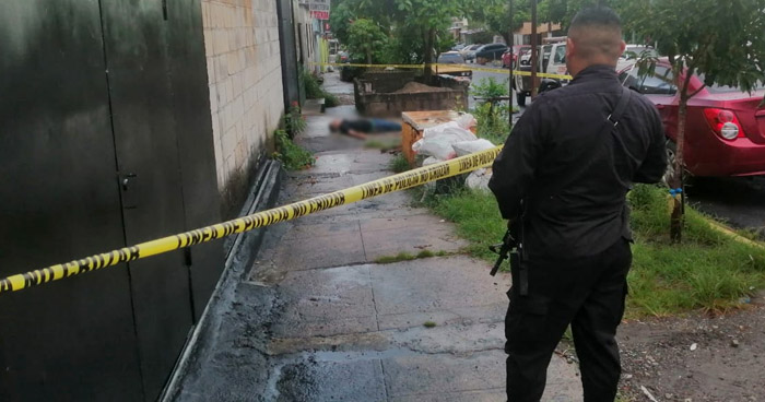 Asesinan a dos pandilleros en Reparto Las Cañas, Ilopango