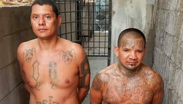 Capturan a pandilleros al momento que distribuían droga en colonia de San Martín