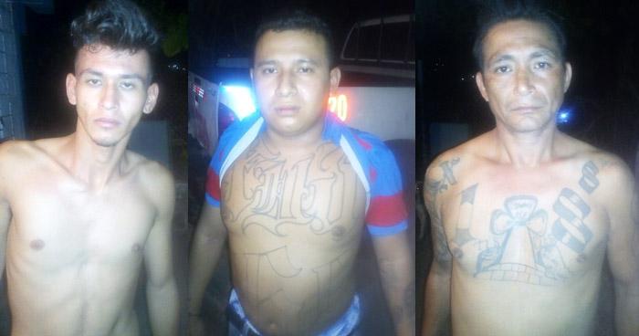 Arrestan a pandilleros que mantenían en zozobra a habitantes de Ciudad Delgado
