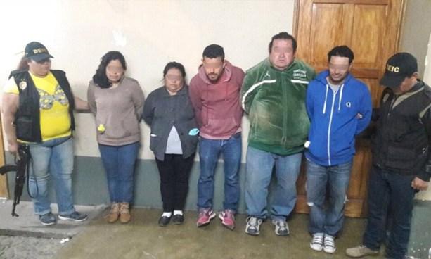 Pandilleros capturados en Guatemala por asesinar a un salvadoreña en diciembre pasado