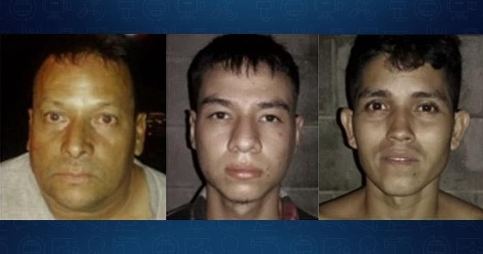 Caen pandilleros y un colaborador que delinquían en el norte de San Salvador