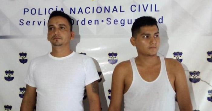 Pandilleros capturados cuando recogían más de $7,000 de extorsión
