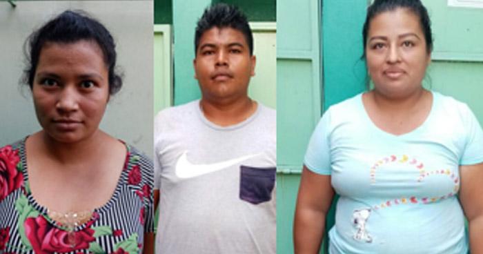 Pandilleros vivían del cobro de extorsión en La Libertad