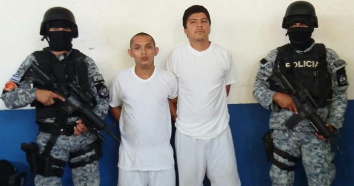Capturan a pandilleros buscados por homicidios y tráfico de drogas