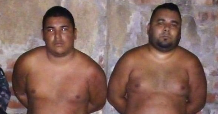 Peligrosos líderes de la MS eran buscados por 14 asesinatos