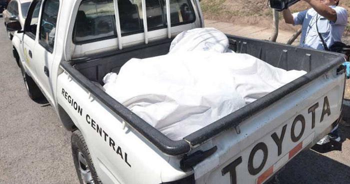Dos pandilleros muertos tras enfrentamiento en Quezaltepeque