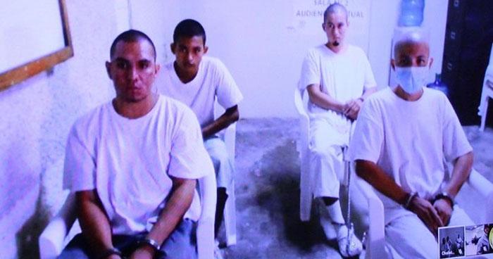 13 años de prisión para cuatro pandilleros que violaron a un reo en Bartolina de San Martín