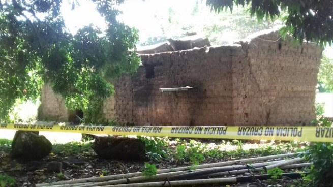 Ancianos mueren calcinados luego que su vivienda se incendiara en Sonsonate
