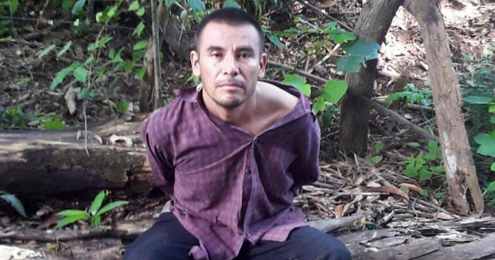 Capturan a exPastor que asesinó a su pareja en San Agustín, Usulután
