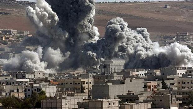 Mueren 57 personas en ataque a penal del Estado Islámico en Siria