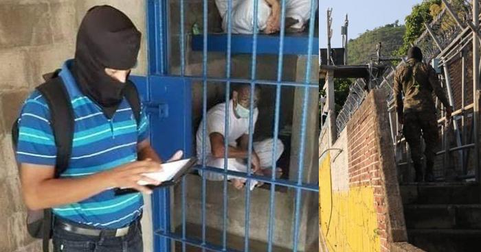 Pandilleros en penales tenían celulares con servicio de telefonía de compañías de Panamá y Colombia