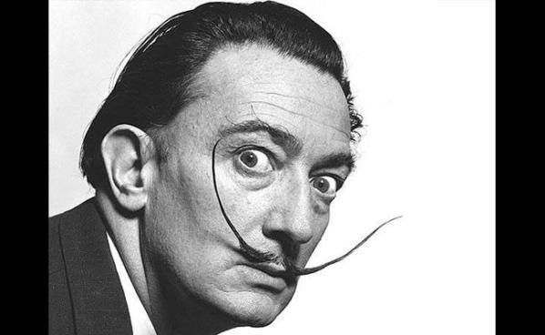 Juez de Madrid ordenó la exhumación de los restos del pintor español Salvador Dalí