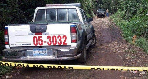 Pandillero muere al enfrentarse con la PNC en Morazán