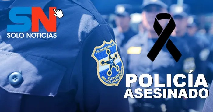 Pandilleros matan a Cabo de la PNC en San Juan Nonualco, La Paz