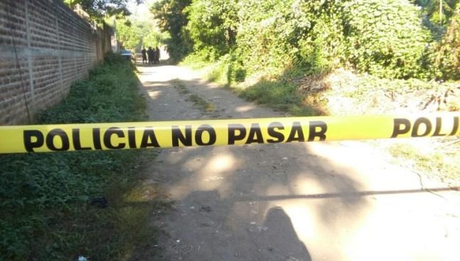 Matan a pandillero de la 18 en calle principal de Tecoluca, San Vicente