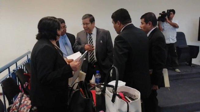 """Jueza se declara incompetente para resolver caso contra Fiscales vinculados al caso """"Corruptela"""""""