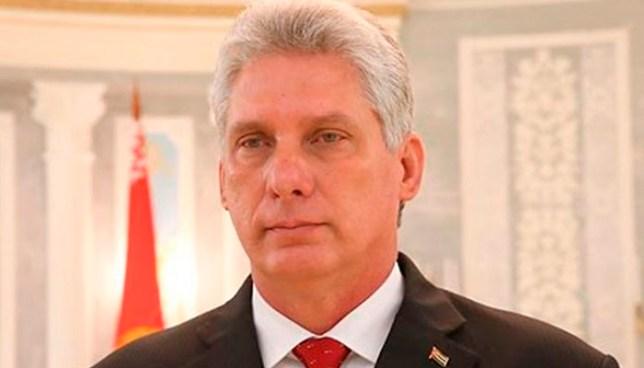 Miguel Díaz-Canel, fue elegido como el nuevo presidente de Cuba