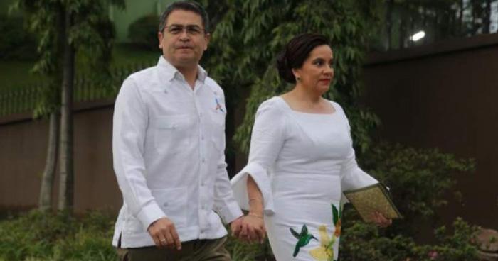 Presidente de Honduras y su esposa dieron positivos a Coronavirus COVID-19