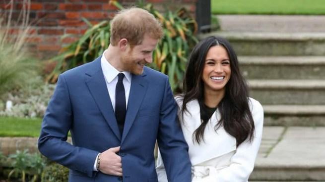 Príncipe Harry y Meghan Markle se casarán en mayo de 2018