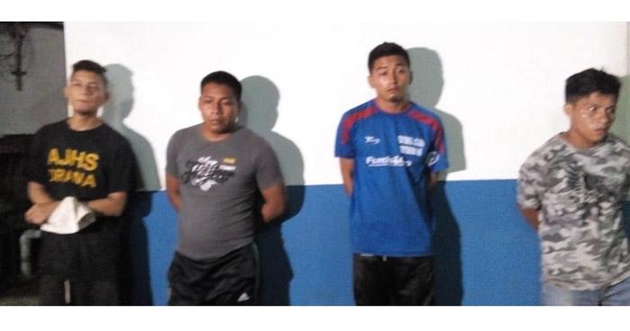 Pandilleros condenados por asesinato de alumno de la ANSP en Ahuachapán