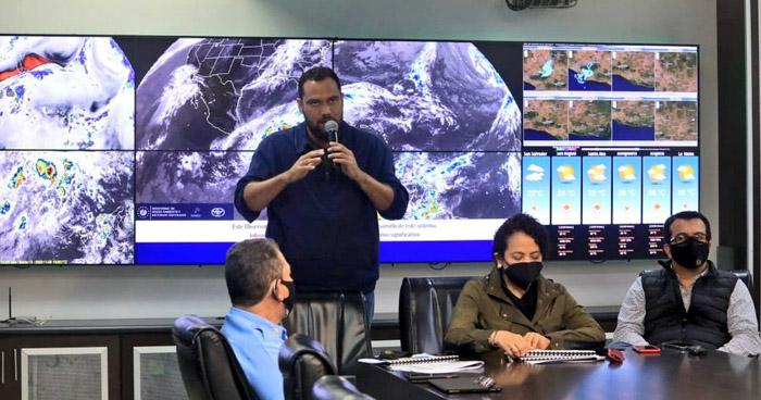 Un fallecido y más de 1.000 evacuados durante Alerta Roja por Eta