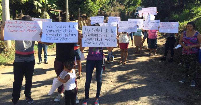 Piden cierre de botadero de basura que funciona de forma ilegal en La Libertad